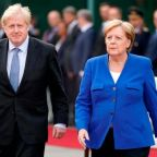 Boris Johnson Brexit news LIVE: PM arrives in Berlin for talks with Angela Merkel