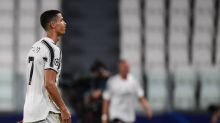 Aus gegen Lyon: Ronaldo-Show reicht Juve nicht