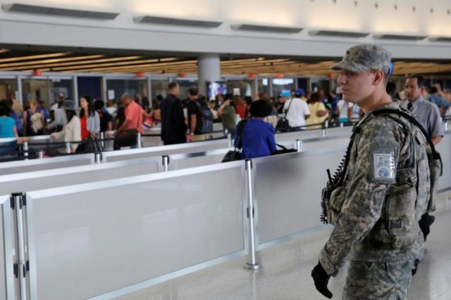 U.S. on high alert this July 4th weekend airport security to bulk up after Istanbul attacks D20992eb6a291f02e62f3db75955197b
