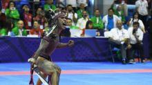 Brief encounter: fighter wins SEA Games gold after underwear row