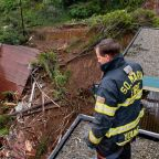 West Coast stays unsettled after record rainfall caused flooding, mudslides