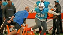Dolphins defensive tackle Davon Godchaux wants the DL to start off physical