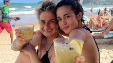 """Nanda Costa se descobriu lésbica durante namoro com homem: """"Se vestiu de mulher"""""""