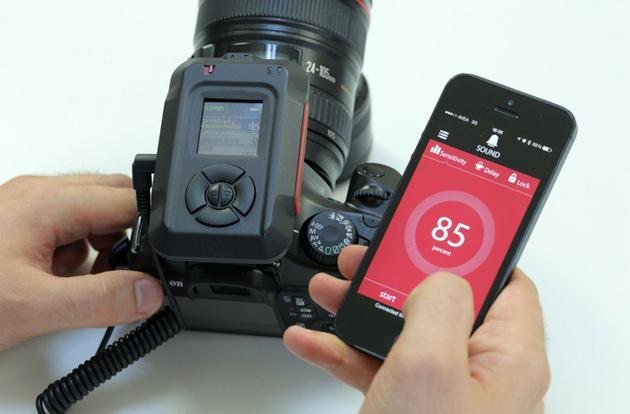 Control high-speed photography from your phone with this camera trigger