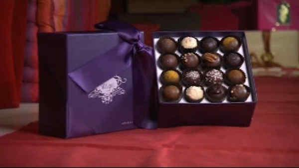 Picking out the best chocolates for Valentine's Day