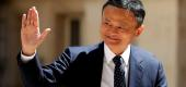 "Jack Ma, chairman of Alibaba Group arrives at the ""Tech for Good"" Summit in Paris, France. (Reuters)"