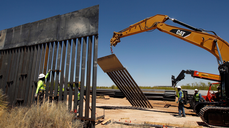 Trump's Wall Could Run Up Billions In Unforeseen Costs, Watchdog Report Warns
