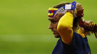Foot - Coupe - Barça - Antoine Griezmann «très heureux et très fier» après la victoire du Barça en Coupe du Roi