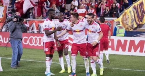 Foot - MLS - Les New York Red Bulls et le FC Dallas ont gagné