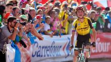 Sepp Kuss gana la 15ª etapa de Vuelta a España, Roglic aguanta en el liderato