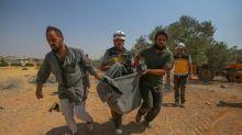 Bombardeios deixam 11 mortos na Síria