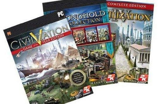 Avoid society with this great Civilization IV + V bundle deal