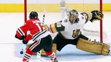 Marc-Andre Fleury, after processing trade, 'excited now' to join Blackhawks