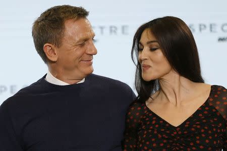 James Bond to return in 'SPECTRE', cast and car unveiled