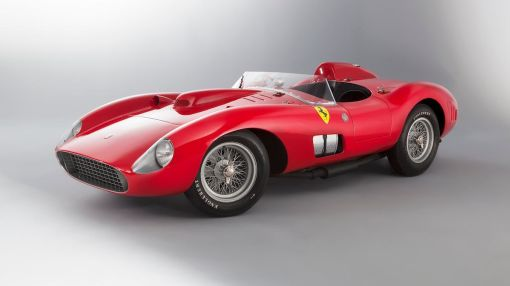 Rare Ferrari Sets New Record For Most Expensive Car Ever Auctioned
