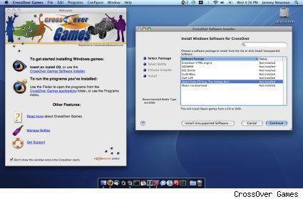 CrossOver allows MMO gameplay on Mac, free Tuesday only