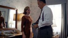 Tom Hanks Prepares for Top-Secret Mission in 'Bridge of Spies' Scene (Exclusive)