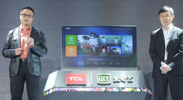 China's Baidu teams up with TCL to launch their own Smart TV