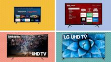 Amazon is having a major sale on TVs—save big on Samsung, Sony, LG and more