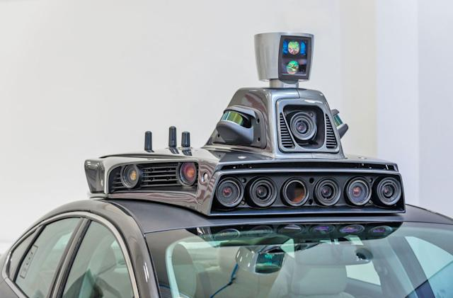 Uber self-driving lead steps aside due to Waymo's lawsuit