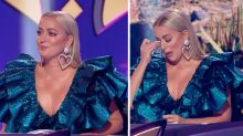 The Masked Singer 2020: Jackie O left in tears after performance