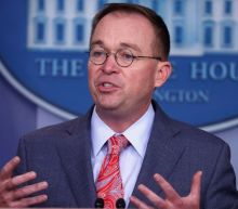 Mulvaney Issues Statement as Democrats Circle over Impeachment Hearing
