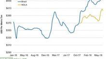 Monoammonium Phosphate Prices Reverse in New Orleans