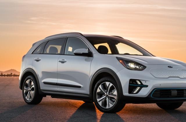 Kia's 2021 Niro hybrids add a few new tech features