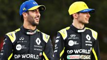 Daniel Ricciardo spills on 'fight' with Renault teammate