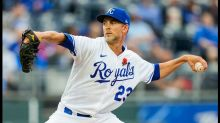 Royals LHP Mike Minor returns to face Rangers