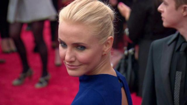'The Other Woman' Star Cameron Diaz Doesn't Believe in Monogamy