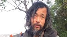 El vagabundo sabio de Shanghái desapareció tras confesar que está harto de las redes sociales