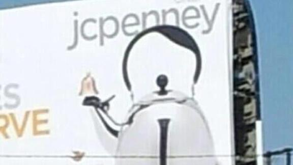 Tea Kettle Looks Like Hated Dictator?