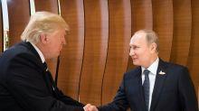 Neue Anklagen gegen Russland trüben Trumps Gipfel-Show