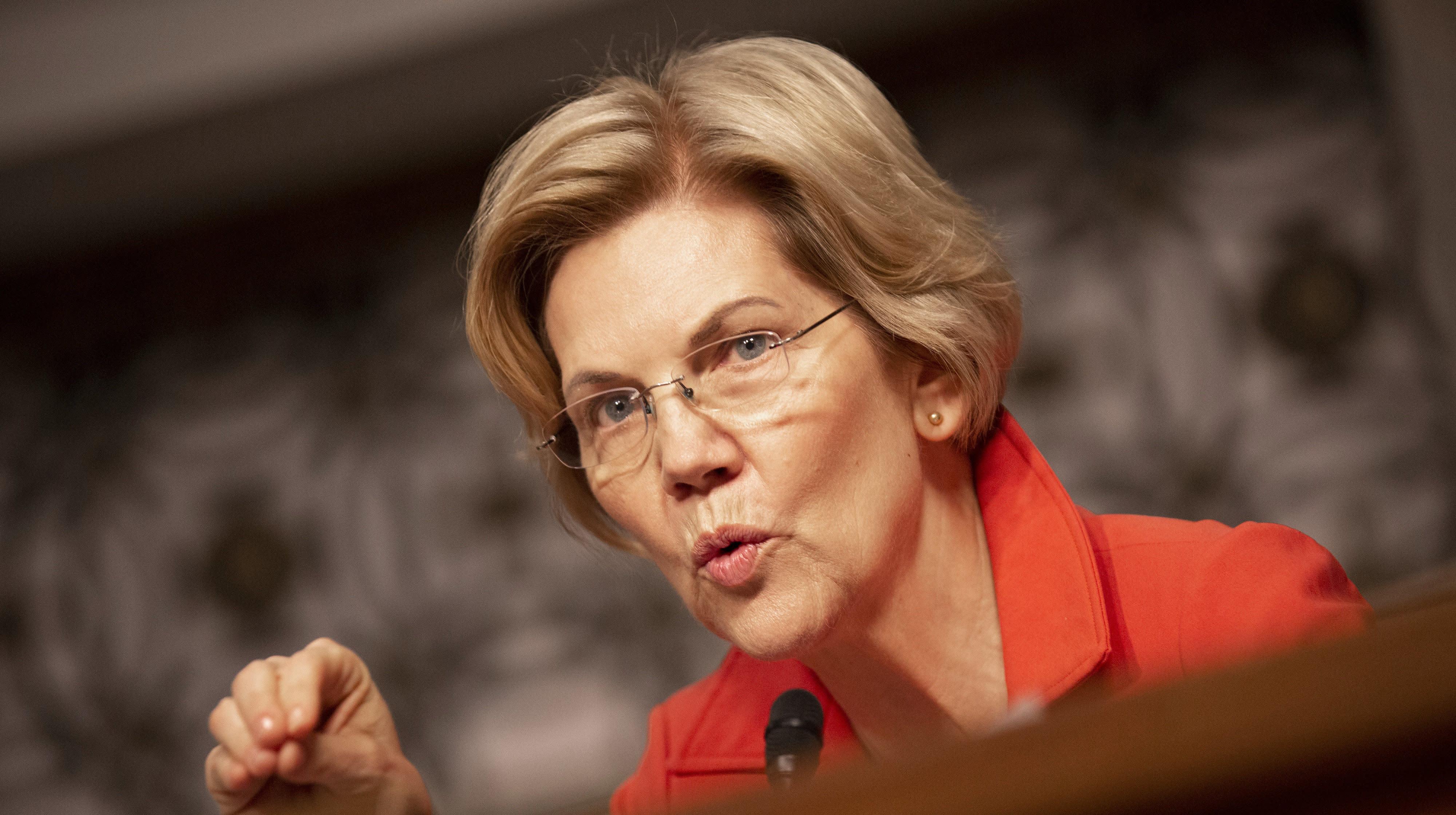 Elizabeth Warren: Politics Shouldn't Prevent Democrats From Trying To Impeach Trump