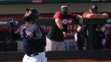 Battles at 1B, SS heat up for Cleveland Indians and Franmil Reyes' scoreboard assault (podcast)