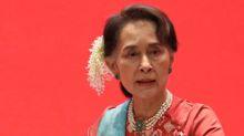 Myanmar's Aung San Suu Kyi expected in Geneva next week