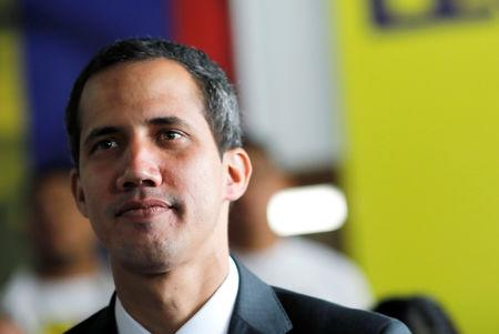 QnA VBage Guaido says he's trying to freeze Venezuelan accounts in Switzerland