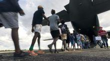 """Dos ciclones """"destructivos"""" amenazan Australia"""