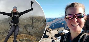 Missing hiker's photo diary in lead up to tragedy