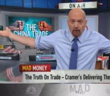 Cramer: China's stock market wouldn't be tumbling if the ...
