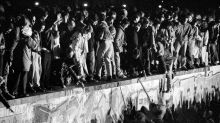 PHOTOS: The fall of the Berlin Wall