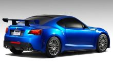 Subaru's radical coupé unveiled officially, properly, definitely...but not finally