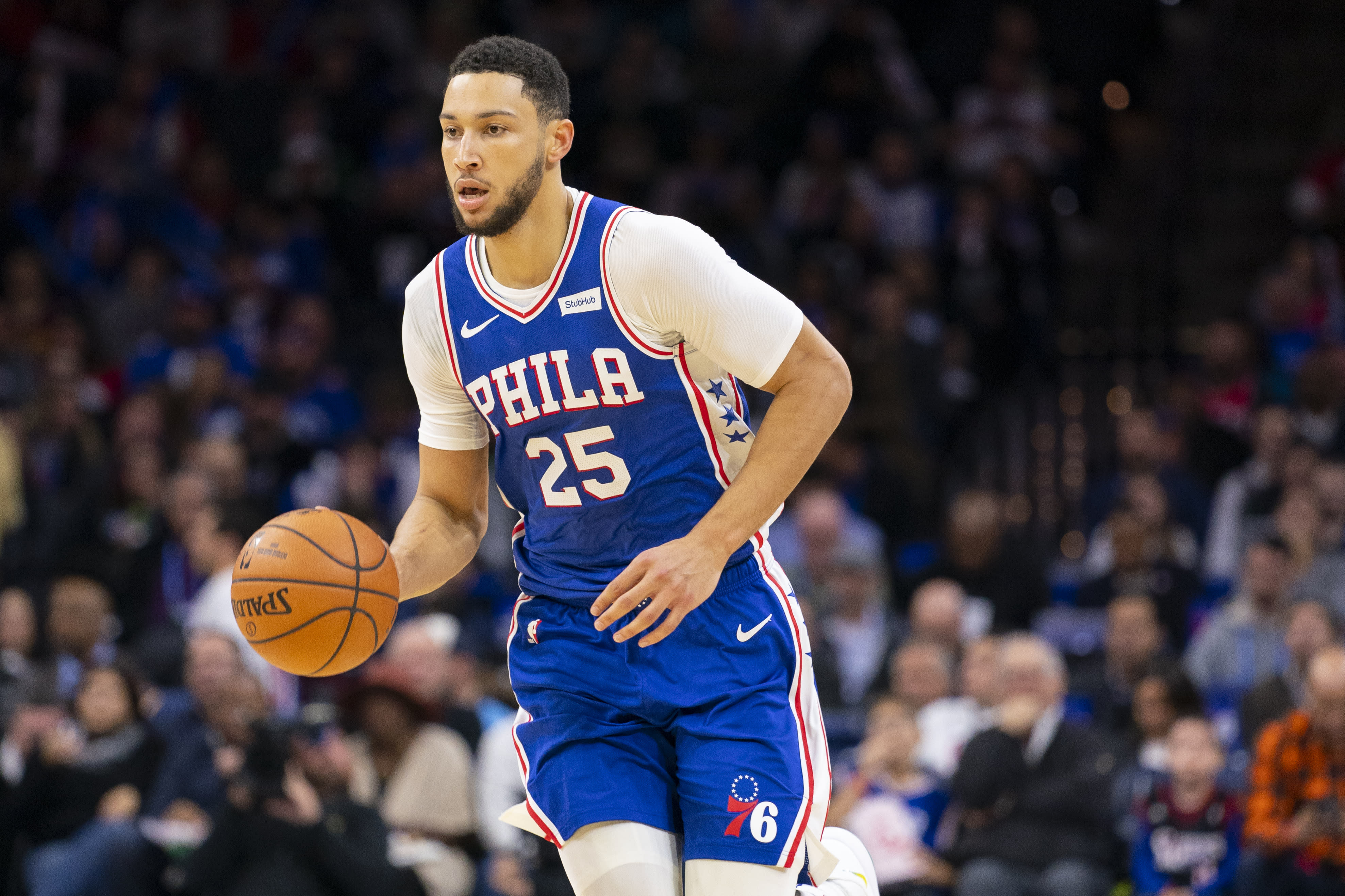 Sixers: Ben Simmons finally hits a 3-pointer