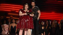 Chrissy Metz Thanks Fans for Support After Being Shamed for Wearing Latex Dress