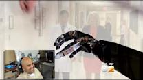Imagination Robots Allow Paralyzed Patients More Freedom Of Movement