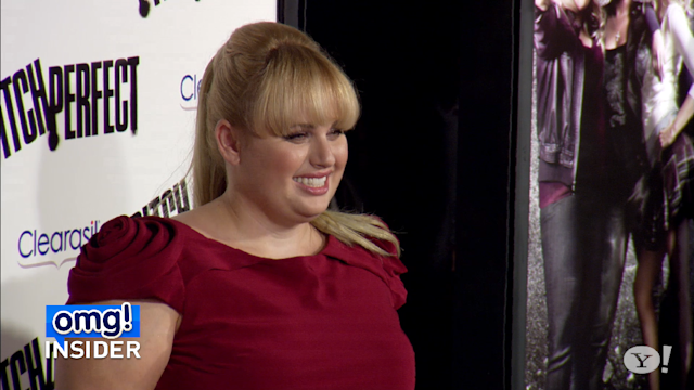 Who Mistook Rebel Wilson for a Catering Staffer?
