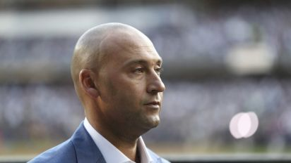Jeter's bid for Marlins may come up short