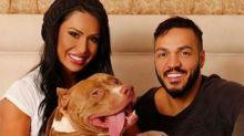 Gracyanne Barbosa revela que seu cachorro atacou mãe de Belo: 'Um susto'