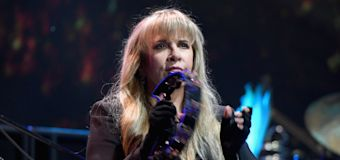 Stevie Nicks: 'This virus has stolen time from me'